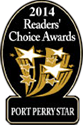 Port Perry Star - Reader's Choice Award 2014