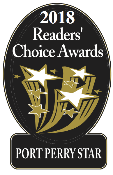 Port Perry Star - Reader's Choice Award 2018